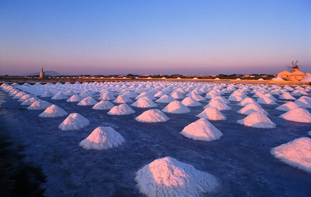 Salt works in Trapani II